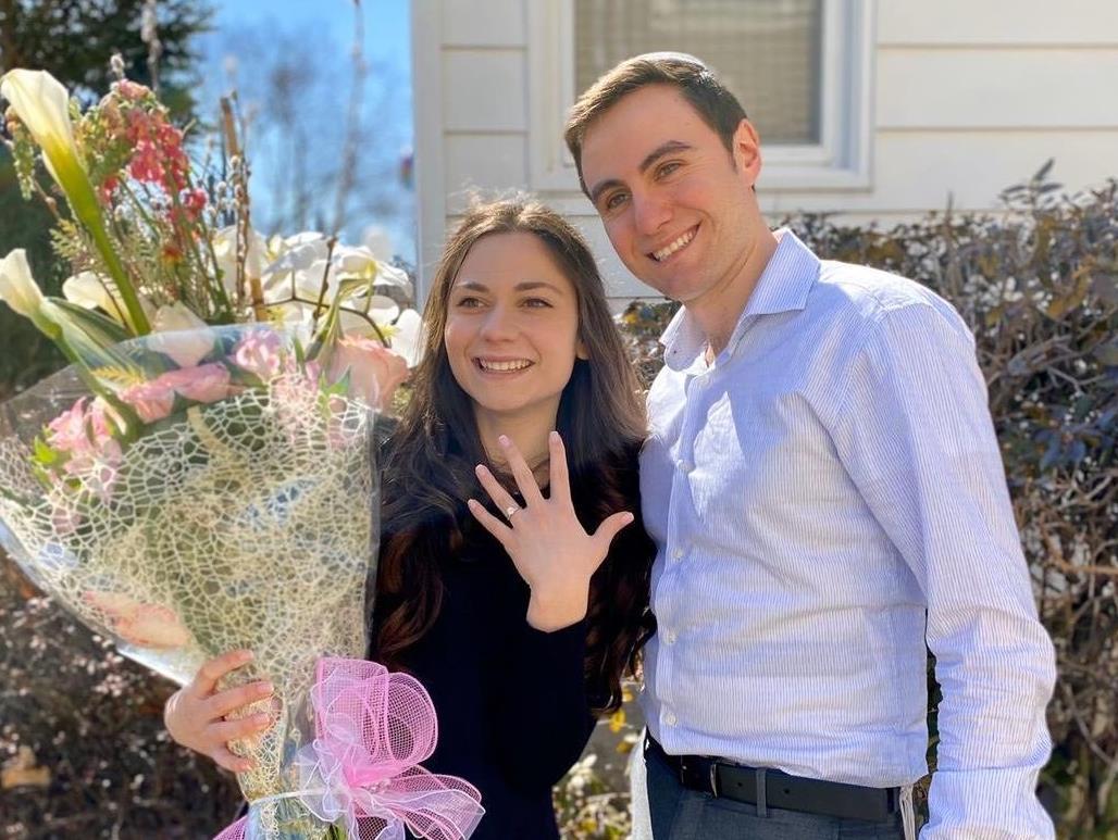 Simchas - Jewish Couple Engagements   SawYouAtSinai