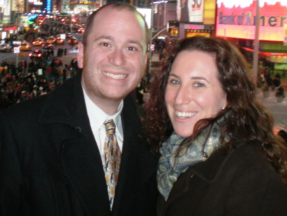 575 Rachel Engaged With Joel Through Jewish Matchmaker