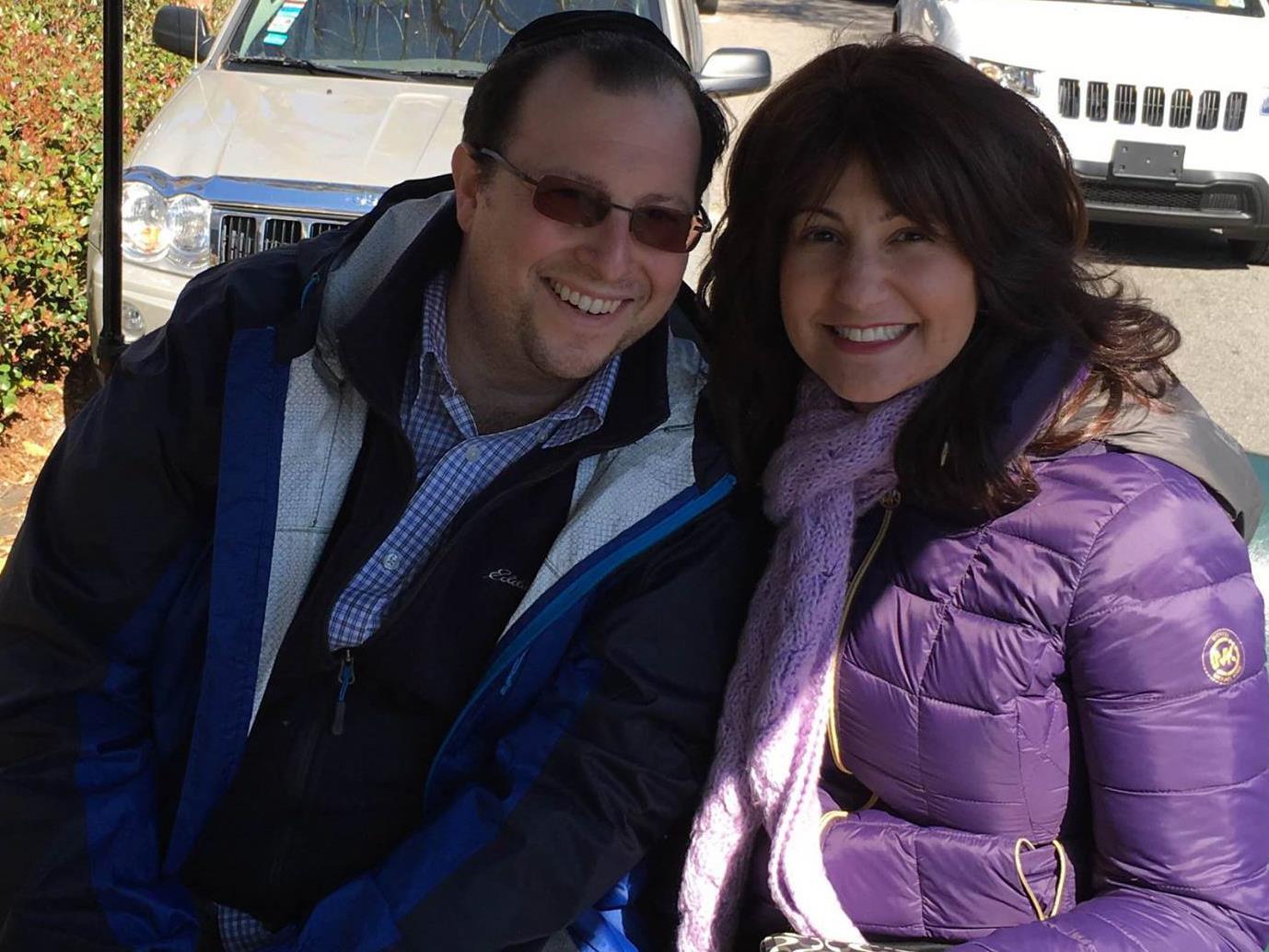1238 Janie Engaged With Brad Through Jewish Matchmaker